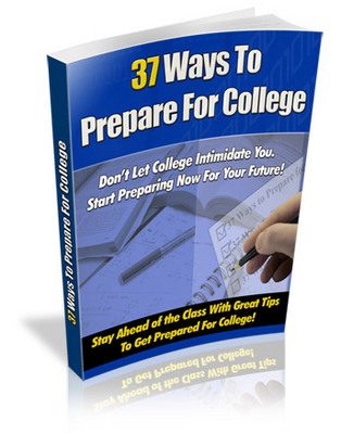 Product picture Are you ready for college - Prepare your future